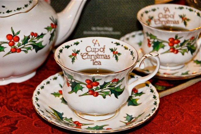 Christmas tea 11