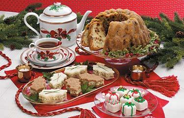 christmas tea 13