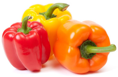 coloured-peppers