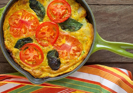 end-of-summer-frittata