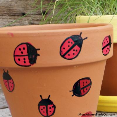 ladybug-pots