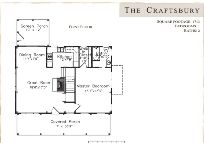 craftsbury plan 3