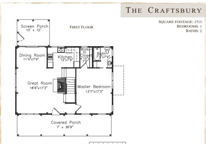 craftsbury plan 3
