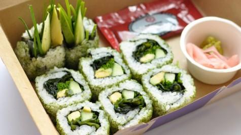 vegetble rolls