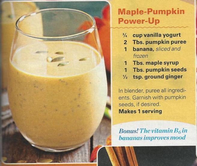 pumpkin-smoothie