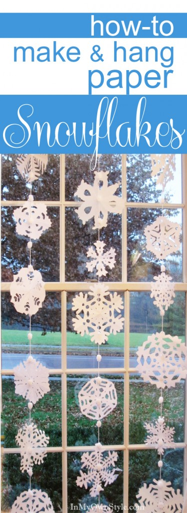 How-to-make-and-hang-paper-snowflakes-No-sewing-375x1024