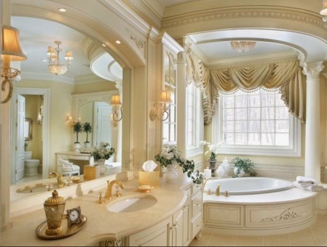 bathroom dream